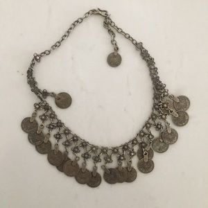 CHILD OF WILD COIN NECKLACE